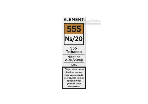 Element 555 Tobacco Ns/20
