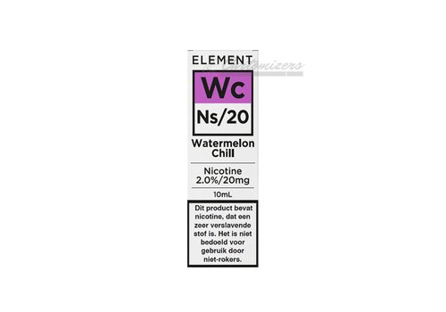 Element Watermelon Chill Ns/20
