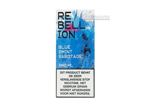 Rebellion Bluesmint Sabotage