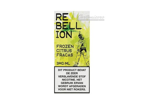 Rebellion Frozen Citrus Fracas