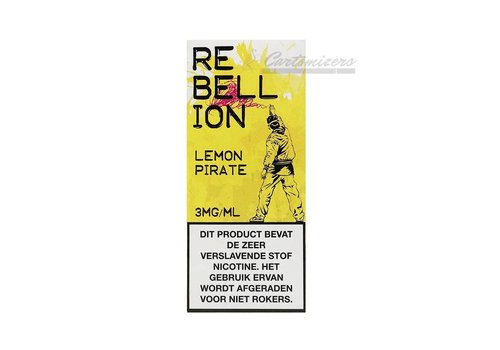 Rebellion Lemon Pirate