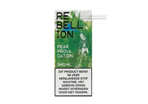 Rebellion Pear Provocation