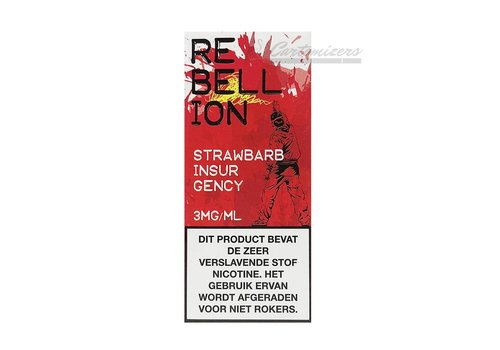 Rebellion Strawbarb Insurgency