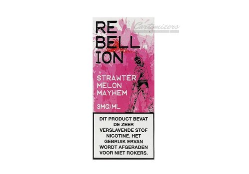 Rebellion Strawtermelon Mayhem