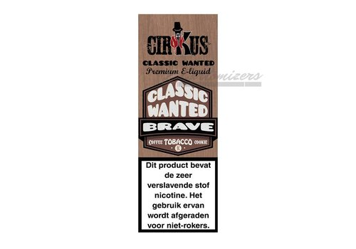 Cirkus Classic Wanted Brave
