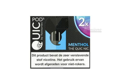 Flavourtec Quic Menthol Pods