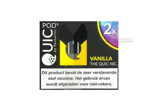 Flavourtec Quic Vanille Pods