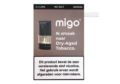 Migo Dry-Aged Tobacco Pods