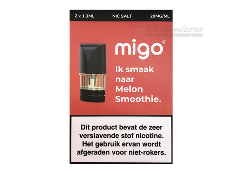 Migo Melon Smoothie Pods