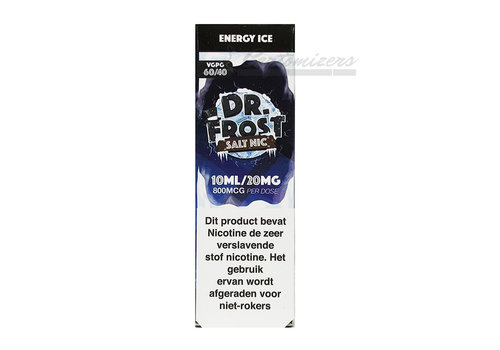 Dr. Frost Salt Nic Energy Ice
