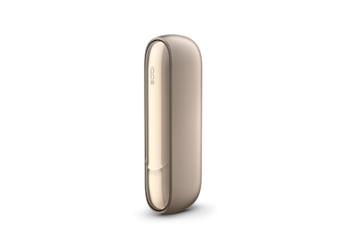 IQOS 3 Lader Brilliant Gold