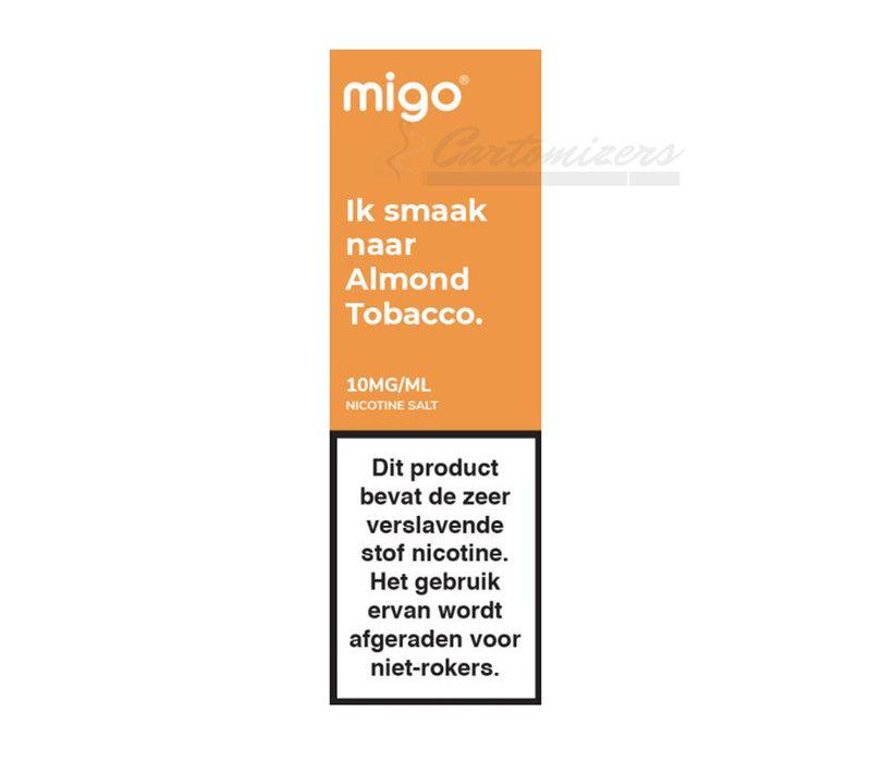 Almond Tobacco