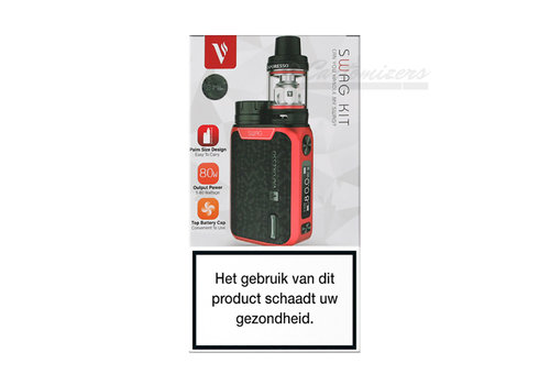 Vaporesso Swag Kit Red