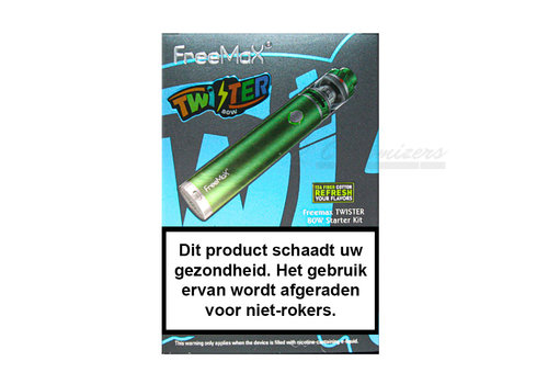 Freemax Twister Metal Green