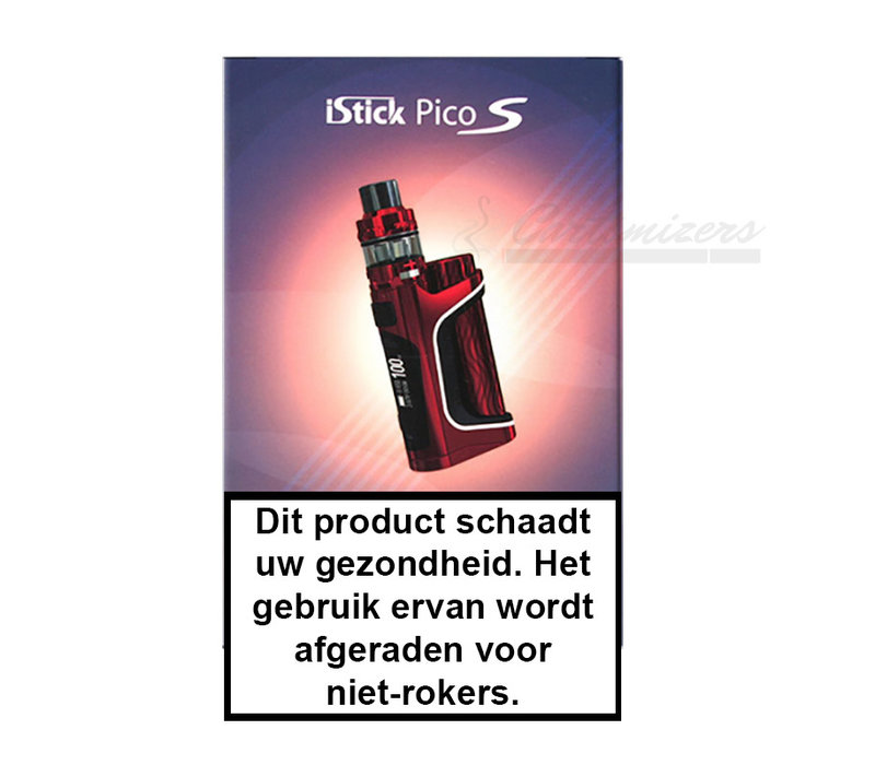iStick Pico S Starterset Red