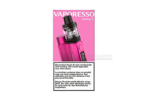 Vaporesso Swag 2 Kit Pink