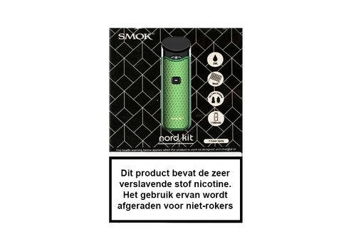 Smok Nord Starterset Carbon Green