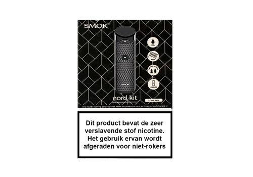 Smok Nord Starterset Carbon Black
