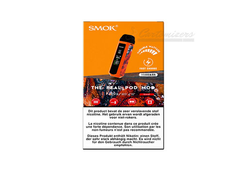 Smok RPM40 Starterset Orange