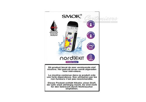 Smok Nord X Starterset 7 Color Spray
