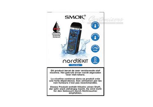 Smok Nord X Starterset Fluid Blue