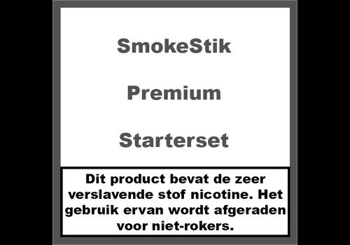 SmokeStik Premium Starterset