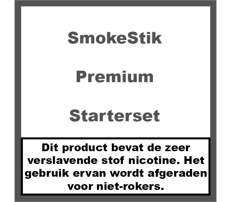 Premium Starterset