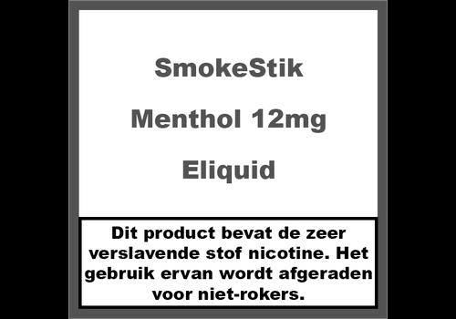 SmokeStik Menthol 12mg