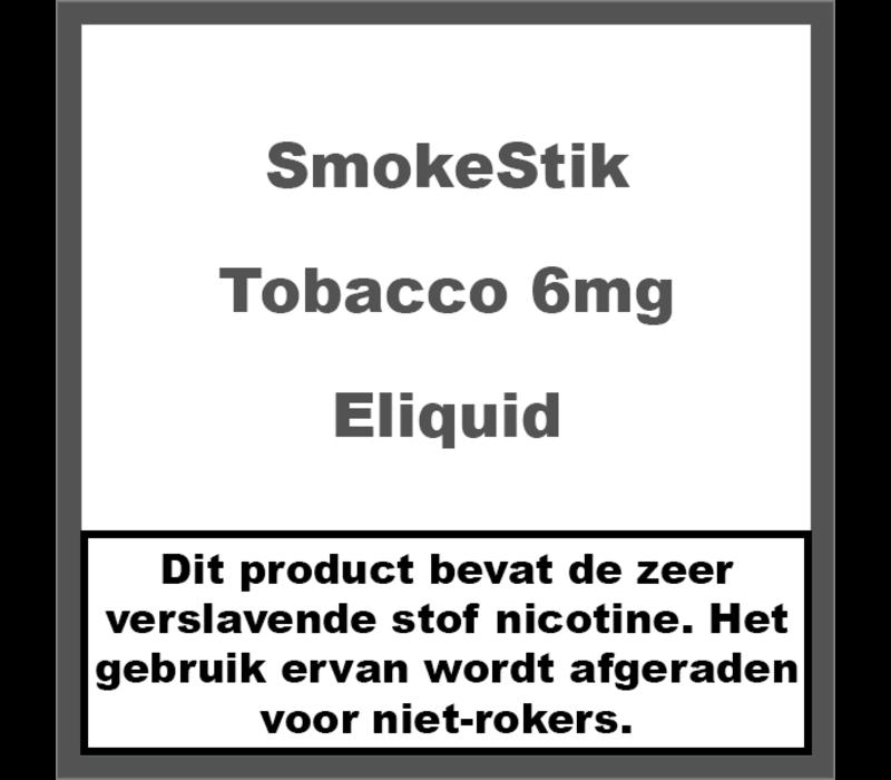 Tobacco 6mg (Low)