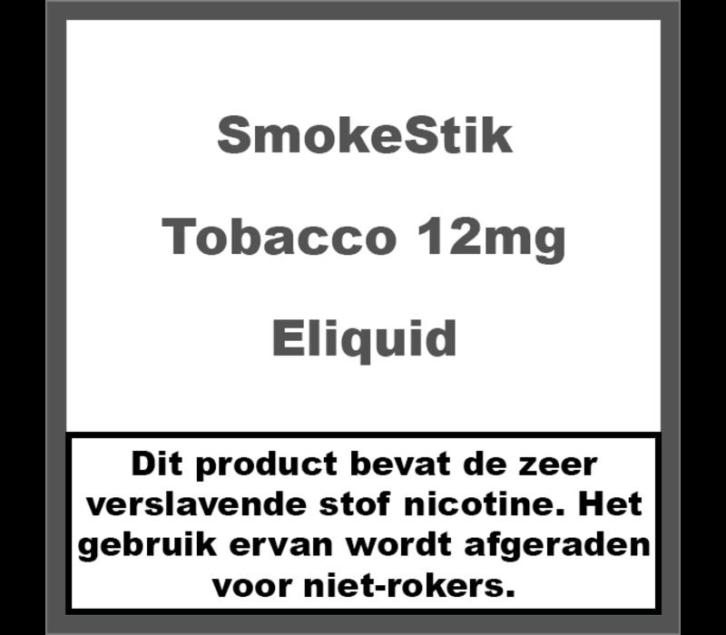 Tobacco 12mg