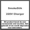 SmokeStik SmokeStik 220V adapter (EU)