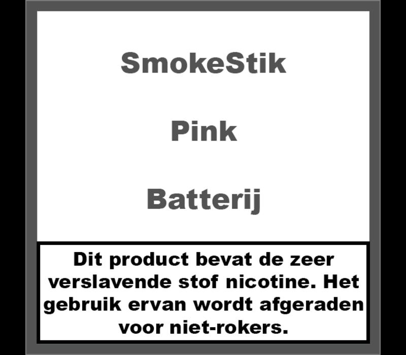 Batterij Pink
