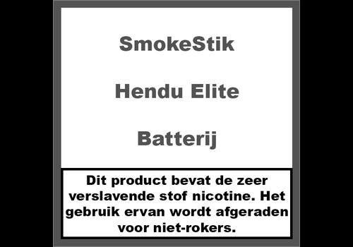 SmokeStik Batterij Hendu Elite