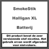 SmokeStik Batterij Halligan XL