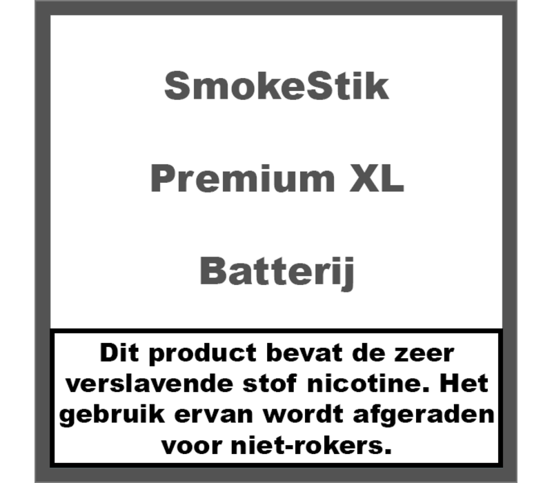 Batterij Premium XL
