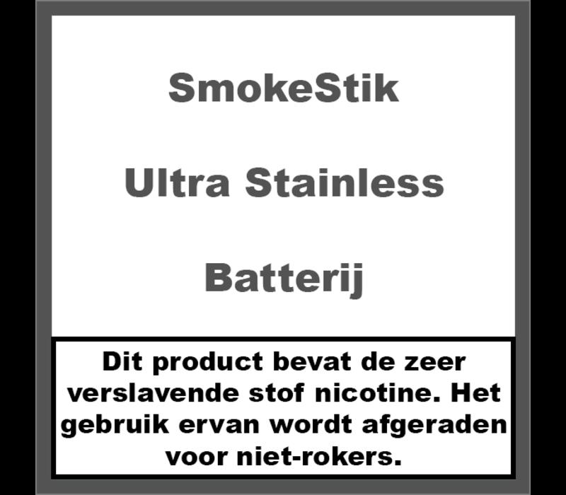 Ultra Batterij Stainless