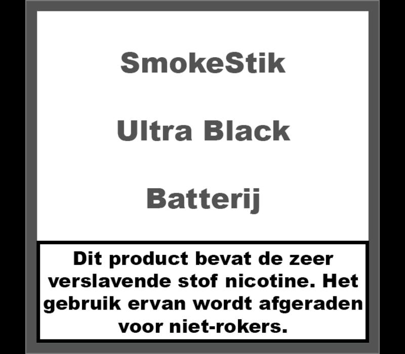 Ultra Batterij Black