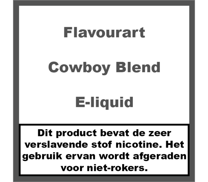 Cowbow Blend
