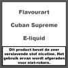 FlavourArt Cuban Avana