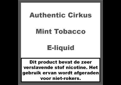 Authentic Cirkus Mint Tobacco