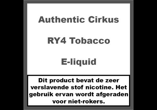 Authentic Cirkus RY4 Tobacco