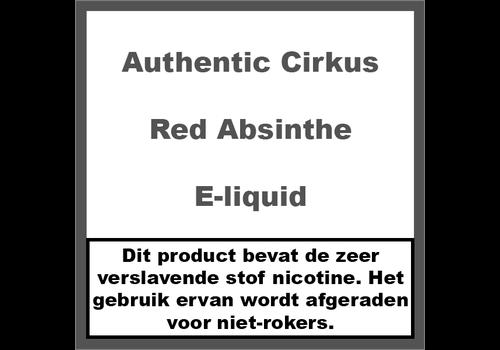 Authentic Cirkus Red Absinthe