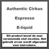 Authentic Cirkus Espresso
