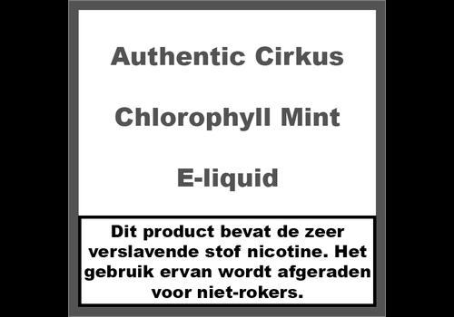 Authentic Cirkus Chlorophyll Mint