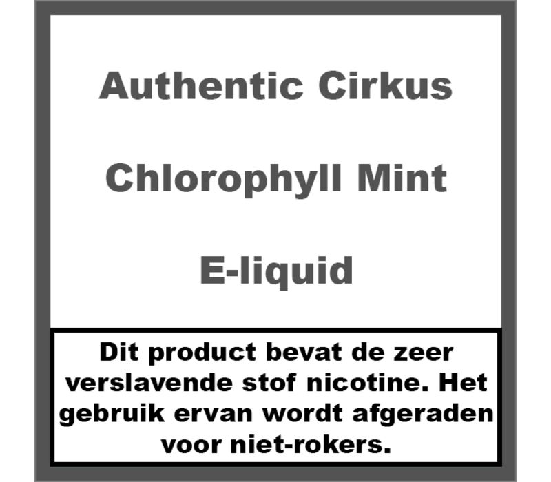 Chlorophyll Mint