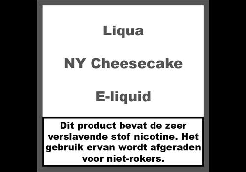 LiQua NY Cheesecake