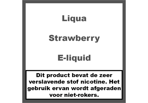 LiQua Strawberry