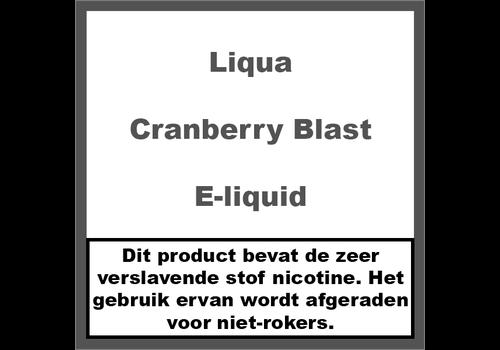 LiQua Cranberry Blast