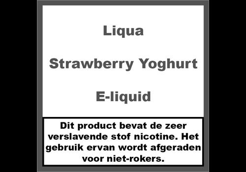 LiQua Strawberry Yoghurt