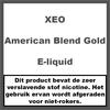 Xeo American Blend Gold